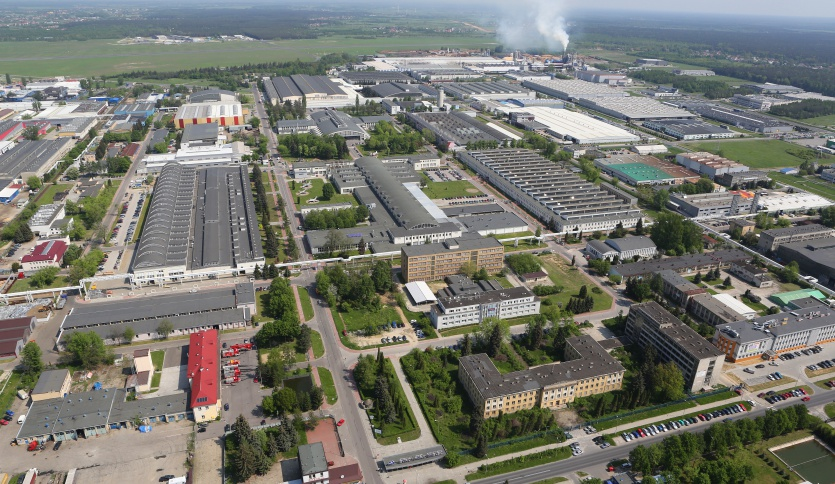 Regeneration of Mielec Special Economic Zone