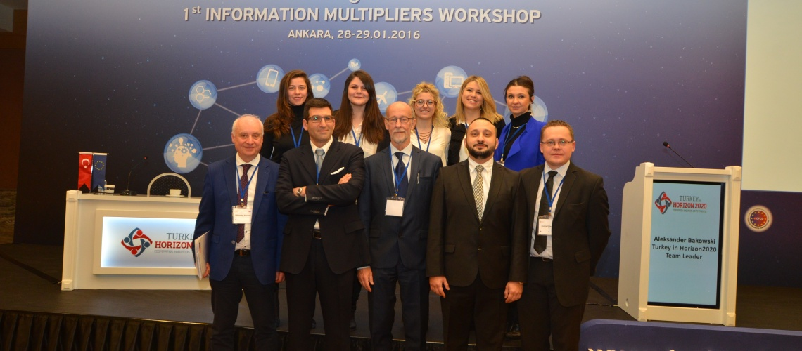Turkey in Horizon 2020